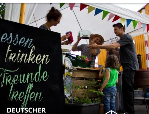 Jetzt abstimmen! Unser Projekt ist für den Deutschen Nachbarschaftspreis 2018 nominiert